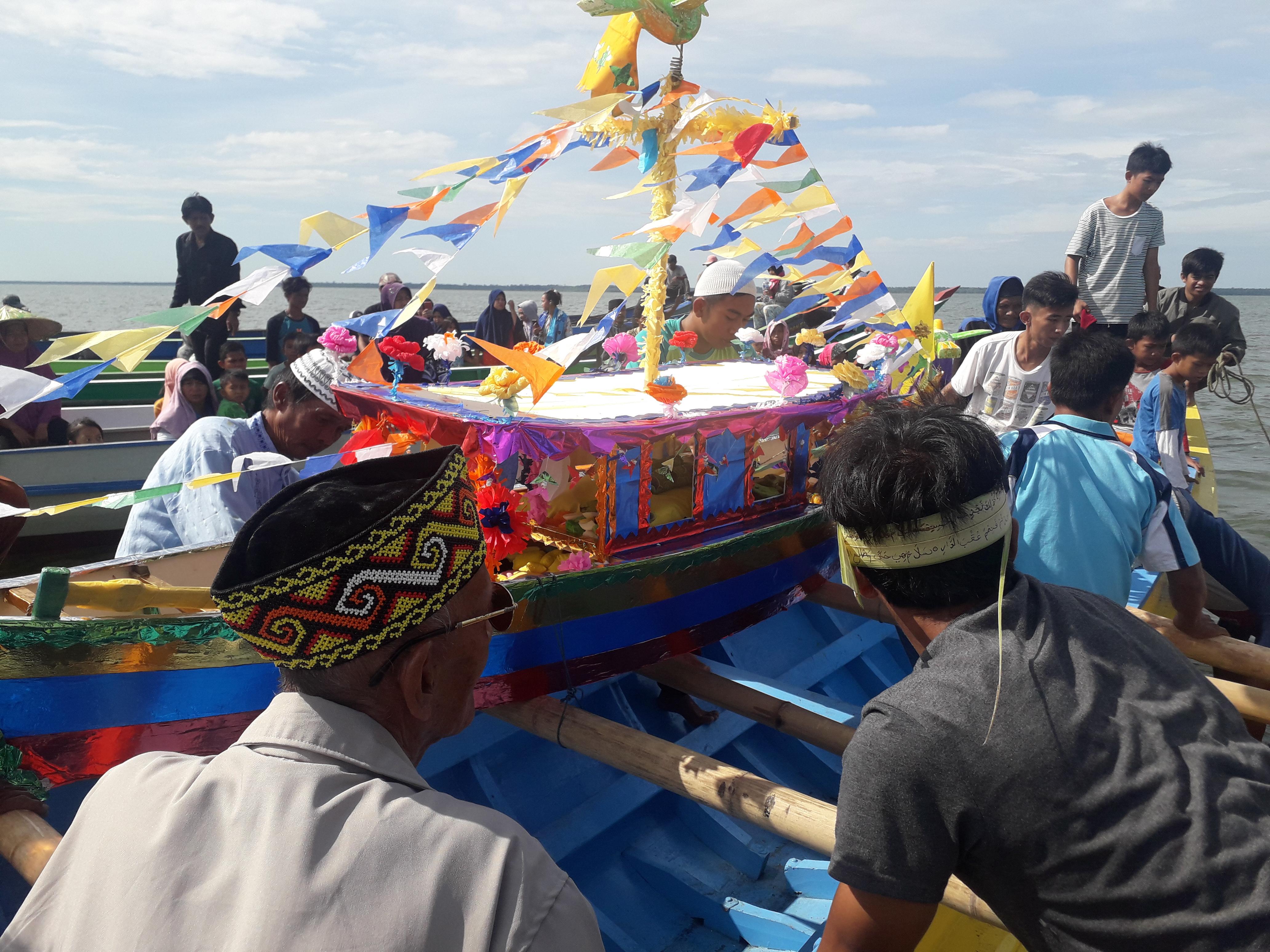 Masyarakat Nunukan Gelar Ritual Mandi Syafar Sebagai Bentuk Syukur Kepada Tuhan