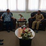 Bupati Wajo berkunjung ke BPKP Provinsi Sulsel Bahas Percepatan Pembayaran Ganti Rugi Tanah Passeloreng
