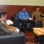 Wajo menerima kunjungan dari Ketua Tim Evaluator SPBE Kemenpan RB membahas Sistem Pemerintahan Berbasis Elektronik