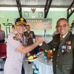 Polres Sinjai Hadiri Upacara Peringatan HUT TNI Ke-74