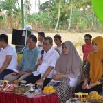 Bupati Wajo Hadiri Acara Mappadendang di Dusun Karame Desa Ongkoe