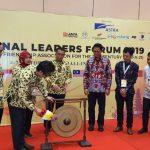 Chief Representative JICA Indonesia Hadir dan Membuka Acara RLF di Bali
