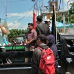 Geram Listrik Sering Padam, Puluhan Ampera Demo ULP Rayon Nunukan