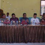 Rapat pertemuan antara Pemerintah Kabupaten Wajo dengan masyarakat Kecamatan Keera, yang juga dihadiri oleh Administrator Kebun PTPN XIV Keera, digelar hari ini.
