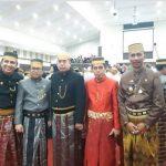 HUT Ke-350 Provinsi Sulawesi Selatan, Wakil Bupati Wajo Memberi Apresiasi Program kerja Gubernur Sulawesi Selatan.