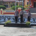Pelantikan Presiden dan Wapres, Ratusan Personel Polres Nunukan Siaga 1