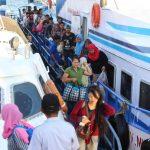Sebanyak 156 PMI Bermasalah Dideportasi ke Nunukan