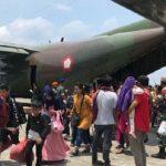 Dampak Kerusuhan Wamena: 507 Jiwa Terpaksa Mengungsi ke Sulawesi Selatan