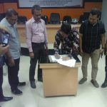 Usai Breakdown Anggaran KPU Kepulauan Selayar, Tanda Tangani NPHD