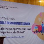 Acara Tax Gathering Business Development Service di gelar hari ini di Wajo, ini tujuannya