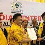 Ridwan Hisjam : Insha Allah Golkar Ikut Serta Mengantarkan Indonesia Menjadi Negara Maju Adil Makmur dan Sejahtera