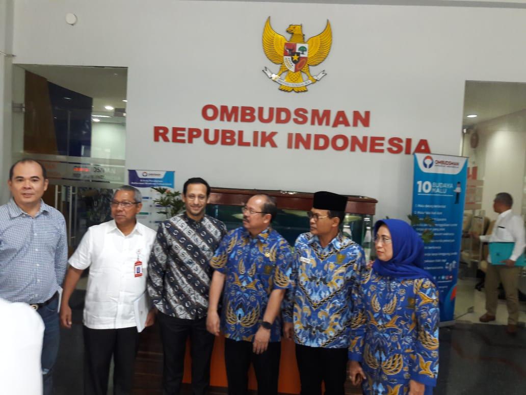 Mendikbud janji copot Rektor Unima  laksanakan Rekomendasi Ombudsman