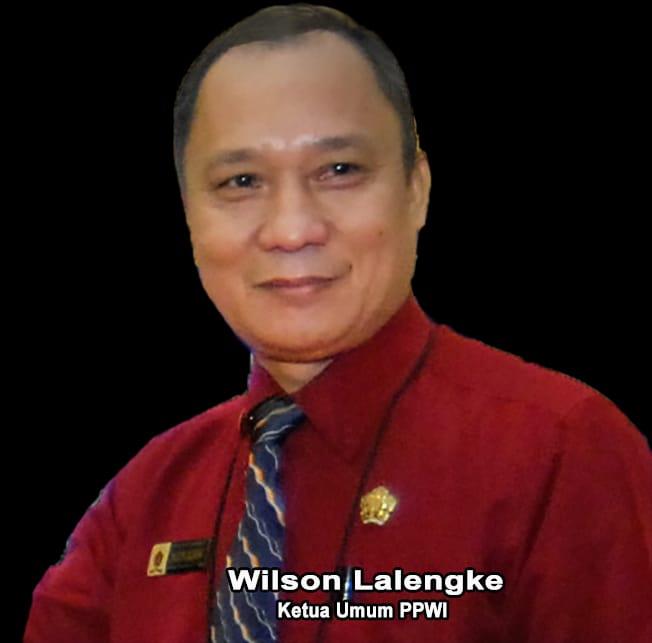 Wilson lalengke SH , lulusan UKW Tidak Menjamin Kompetensi Wartawan