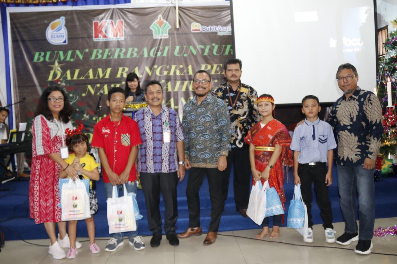 Sambut NATARU 2019-2020 ,BUMN Berbagi Tali Asih