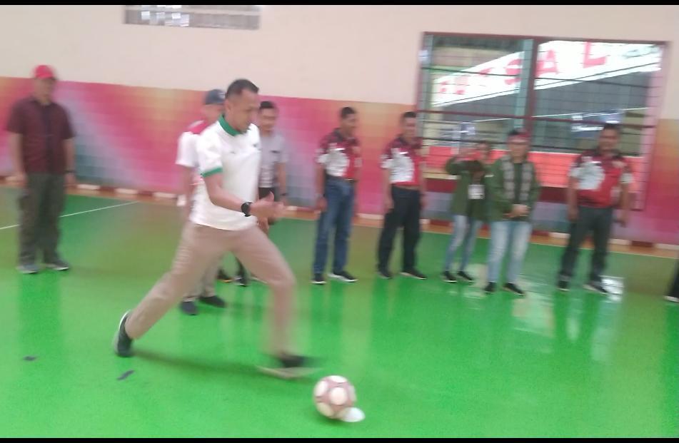 Turnamen Futsal Nusantara Cup kodim 0735/ Solo 2019, Diikuti 21 team terbaik