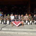 Dandim 0735/ Surakarta , Bersama Forkopimda ikuti Upacara Hari Ibu ke 91
