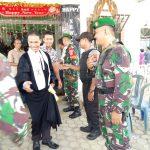Sinergitas TNI-Polri Dalam Pengamanan di Hulu Sungai Tengah