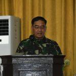 Kapenrem 141/Tp Hadiri Rakornis Progja Intelijen/Pengamanan Kodam XIV Hasanuddin T.A.2019
