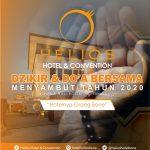 Helios Hotel & Convention Sambut Tahun Baru 2020 Dengan Dzikir Dan Doa Bersama
