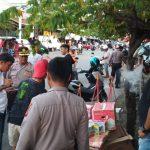 Hindari Ancaman Gangguan Kamtibmas Saat  Perayaan Tahun Baru Polres Palopo Intensifkan Razia Petasan Dan Kembang Api