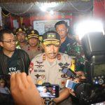 Kapolda NTB Bersama Gubernur ,Danrem Beserta Jajaran Gelar Patroli Malam Tahun Baru 2019-2020