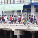 Malaysia Kembali Deportasi  119 WNI Bermasalah