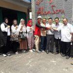 Luar biasa penjemputan Kunjungan presiden Gumregah Nusantara,Ade Patas Putra Gumregah Nusantara Propinsi Jawa barat
