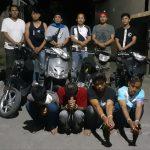 Tim khusus Unit II Polsek Taneteriattang Amankan Terduga Pelaku Pencurian Ranmor