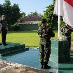 Kodim 0735/Surakarta Gelar Upacara Bendera ,Ini Maknanya