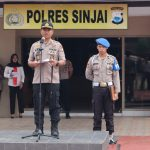 Polres Sinjai pimpin Upacara Serah Terima Jabatan Kabag Ren