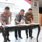 Kemendagri,Menteri ESDM ,Kapolri Sepakati Pengawasan Bersama Penyediaan Dan Pendistribusian BBM Diwilayah NKRI