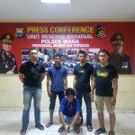 Unit Reskrim Polsek Wara Polres Palopo Amankan Terduga Pelaku Penganiayaan