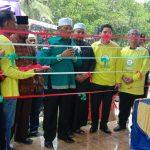 Demi Ummat Grand Opening Dan Launching Pabrik BSS Dihadiri Sejumlah Pejabat Negara