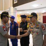 Kunjungi Polda Sulsel ,Kapolri Tekankan Netralitas  Anggota Polri Dalam Pilkada 2020