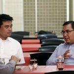 Bobby Nasution Silahturahmi Dengan Anggota FPKS DPRD Sumut