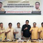 Bobby Nasution jalani Fit and  proper Test di Golkar Sumut