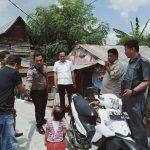 Tim Police Care Polres Bone Bergerak Cepat Begitu Ada Info Warga Miskin