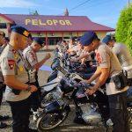 Jelang Pilkada Serentak 2020 Danyon C Pelopor  Cek R2  siap Mobile Pasukan Brimob  Di Tiga Kabupaten