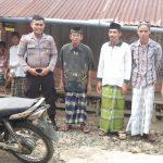 Kanit Sabhara Polsek Sinjai Selatan Rutin Patroli Sambangi Desa Ciptakan Kondisi Aman kondusif