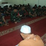 Kodim 1407/Bone Yasinan Dan Doa Bersama untuk Pertebal Keimanan & Ketaqwaan Personilnya