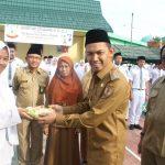 Peringatan Hari gizi Nasional ke 60  MAN 1 Hulu Sungai Tengah dihadiri  Bupati