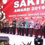 Luar biasa !!! Kabupaten Hulu Sungai Tengah Terima SAKIP Award dari Kemenpan-RB