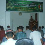 Dandim 1407/Bone, lewat yasinan Dan doa bersama Tingkatkan ketaqwaan Personel