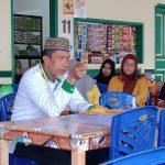 PKL Kawasan Mesjid Al Markaz  Al Ma'arif Akan di jadikan ikon Wisata Kuliner Religius