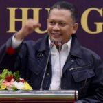 Ketua MPR RI dan Kapolda Sulsel Beri Ucapan Selamat HUT 1 IWO Soppeng