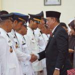Pengambilan Sumpah Janji Jabatan dan Pelantikan Pejabat Pengawas, ini Pejabat yang dilantik.