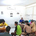 Satpol PP Bone kembali Amankan pelajar yang berkeliaran di jam belajar  Dan Juga isap lem Bersama Anak pengangguran