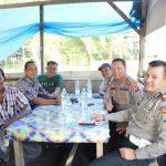 Tatap muka Bersama Warga, Kapolres  Sergai  AKBP Robin Simatupang, Mendapat Apresiasi Tokoh masyarakat