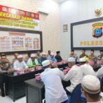 Dandim 1002/ Barabai hadiri deklarasi Damai FKUB di HST