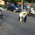 Kabid Humas Polda Sulsel , Beri keterangan persnya terkait Laka Maut 5 tewas di  Luwu timur